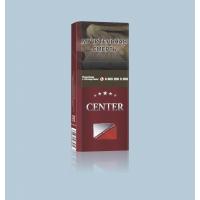 """Cigarettes """"Center Super Slims red''"""