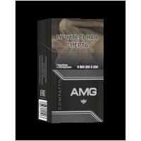 Сигареты AMG  Compatto black